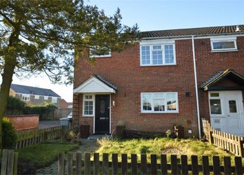 Thumbnail 3 bed end terrace house for sale in Desmond Drive, Old Catton, Norwich