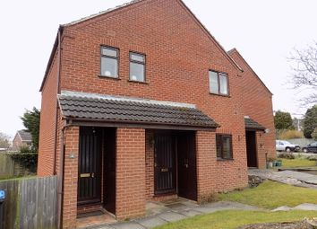 Thumbnail 1 bed flat for sale in Willow Meadow Road, Ashbourne