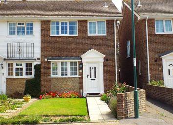 Thumbnail 3 bed end terrace house for sale in St. Winifreds Close, Bognor Regis, West Sussex