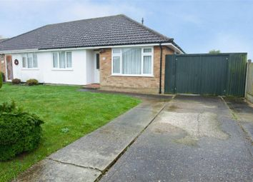 Thumbnail 1 bed detached bungalow for sale in Coombe Close, St. Andrews Gardens, Shepherdswell, Dover