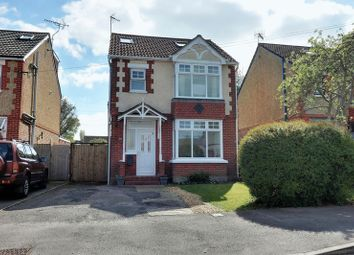 Thumbnail 4 bed detached house for sale in Bushy Mead, Widley, Waterlooville
