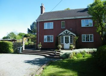 Thumbnail 3 bedroom semi-detached house for sale in Lichfield Road, Brownhills, Walsall