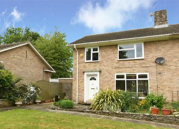 Thumbnail 3 bed semi-detached house for sale in St Peters Close, Sharnbrook, Bedford