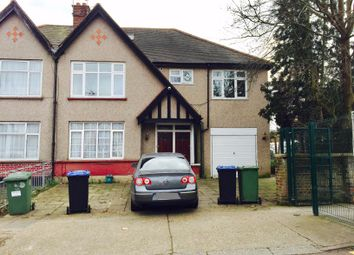 Thumbnail 4 bedroom maisonette to rent in Danethorpe Road, Wembley