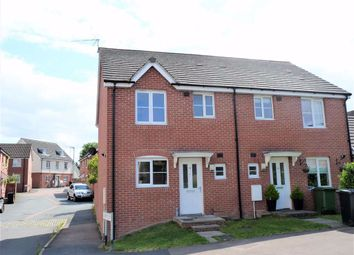 Thumbnail 3 bed semi-detached house for sale in Oak Field Road, Hereford, Herefordshire