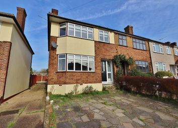 3 bed semi-detached house for sale in Glenton Way, Romford RM1