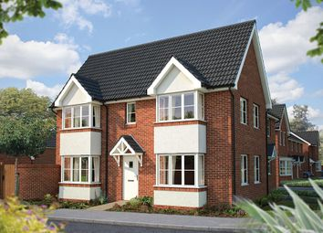 "Thumbnail 3 bedroom semi-detached house for sale in ""The Sheringham"" at Cleveland Drive, Brockworth, Gloucester"