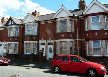 Thumbnail 3 bedroom terraced house to rent in Old Vicarage Road, St. Thomas, Exeter