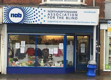 Thumbnail Retail premises to let in 297 Wellingborough Road, Northampton, Northamptonshire