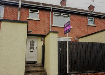 Thumbnail 3 bed terraced house for sale in Jasmine Court, Derry / Londonderry