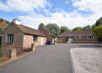 Thumbnail 4 bed detached bungalow for sale in Hanchett End, Haverhill