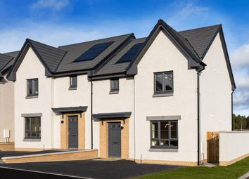 "Thumbnail 3 bed semi-detached house for sale in ""Craigend"" at Countesswells Park Road, Countesswells, Aberdeen"
