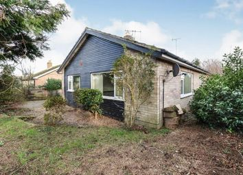 Thumbnail 2 bed bungalow for sale in Fakenham, Norfolk