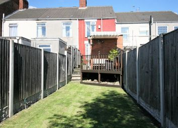2 bed terraced house for sale in London Street, New Whittington, Chesterfield S43