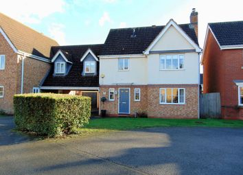 Thumbnail 4 Bed Link Detached House For Sale In Duston Close Daventry