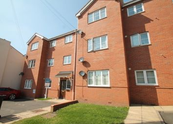 Thumbnail 2 bedroom flat for sale in Abberley Court, Dudley