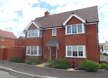 Thumbnail 3 bed detached house for sale in Pearmain Drive, Evesham