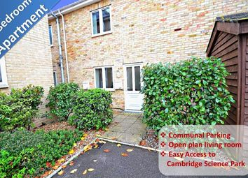 Thumbnail 2 bedroom flat to rent in Green End Road, Chesterton, Cambridge