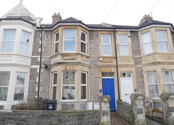 Thumbnail 4 bed terraced house to rent in Sunnyside Road, Weston-Super-Mare