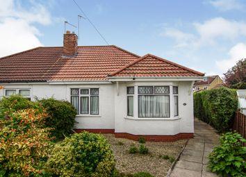 Thumbnail 2 bedroom semi-detached bungalow for sale in Branksome Crescent, Filton, Bristol