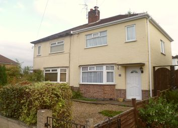 Thumbnail 2 bed semi-detached house for sale in Windmill Avenue, Birstall, Leicester