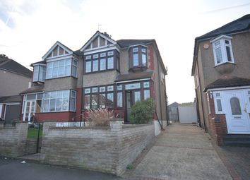Thumbnail 3 bed semi-detached house for sale in The Avenue, Hornchurch