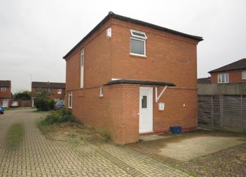 Thumbnail 4 bed detached house for sale in Buscot Place, Great Holm, Milton Keynes