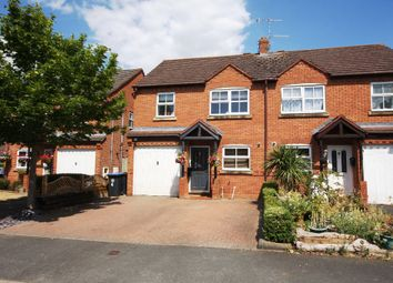 Thumbnail 3 bed semi-detached house for sale in The Poplars, Bidford On Avon