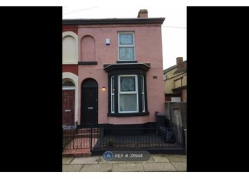 Thumbnail 3 bed end terrace house to rent in Viola St, Liverpool Sefton