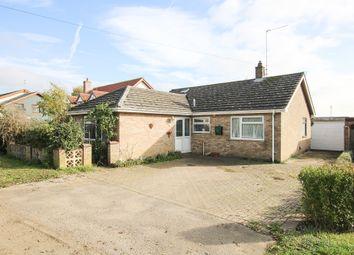 Thumbnail 3 bed detached bungalow for sale in East Fen Road, Isleham