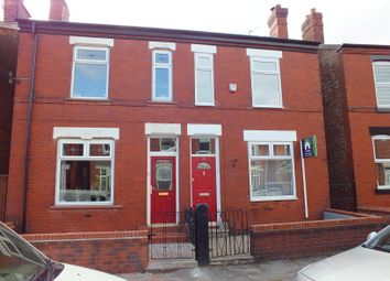 Thumbnail 3 bed semi-detached house to rent in Winifred Road, Stockport