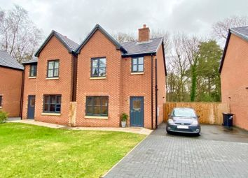 Thumbnail 3 bed detached house for sale in Red Campion Close, Runcorn
