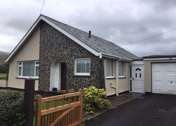 Thumbnail 2 bed bungalow for sale in Yr Erw, Pen Parc, Bryncrug, Tywyn, Gwynedd