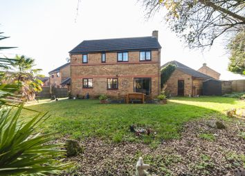 Thumbnail 4 bed detached house for sale in Cartmel Close, Bletchley, Buckinghamshire