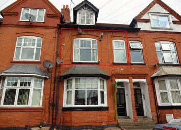Thumbnail 1 bed flat for sale in 15 Glenfield Road, Leicester