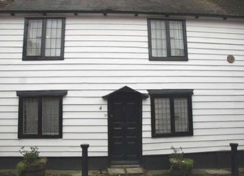 Thumbnail 2 bed cottage to rent in Chalk Lane, Epsom