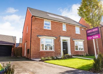 4 bed detached house for sale in Walsingham Drive, Runcorn WA7