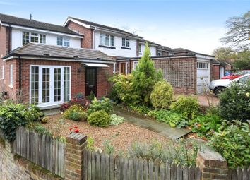 Thumbnail 3 bed end terrace house for sale in Julian Hill, Weybridge, Surrey