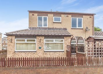 Thumbnail 4 bed end terrace house for sale in Millpool Close, Hartlepool