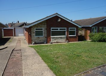 Thumbnail 3 bed detached bungalow for sale in Worlingham Way, Lowestoft