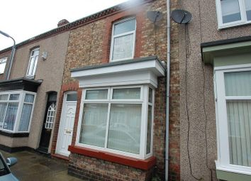 Thumbnail 2 bedroom terraced house for sale in Falkirk Street, Thornaby, Stockton-On-Tees