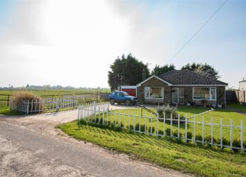 Thumbnail 2 bed detached bungalow for sale in Dockings Holt, Lutton, Spalding