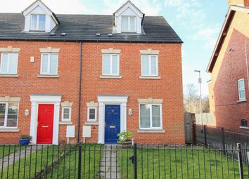 4 bed town house for sale in Leicester Gardens, Avenue Road, Chesterfield S41