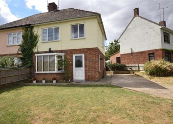 Thumbnail 2 bed semi-detached house for sale in The Fairway, Banbury