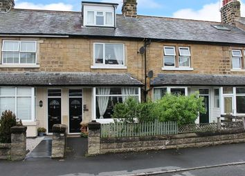 Thumbnail 3 bed terraced house for sale in Burke Street, Harrogate