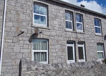 Thumbnail 1 bed flat to rent in Porthpean Road, St. Austell