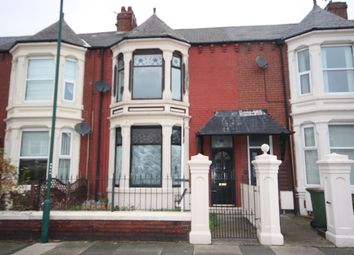 Thumbnail 4 bed terraced house for sale in Aske Road, Redcar