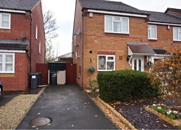 Thumbnail 2 bed end terrace house to rent in Honeycomb Way, Birmingham