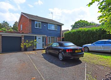 Thumbnail 3 bed detached house for sale in Manor Park Drive, Yateley