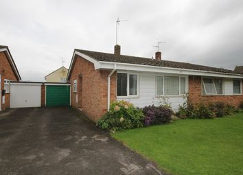 Thumbnail 2 bed semi-detached house to rent in Thames Close, Charfield, South Gloucestershire